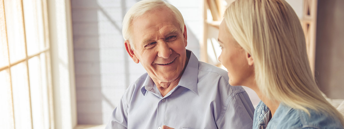 Estate Planning Father and Daughter